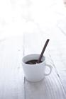1杯のコーヒー