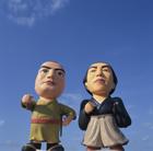 坂本竜馬と西郷隆盛,クラフト