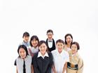 日本人女性の人々