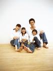 家族 インドア